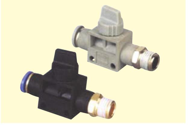 SHVSF/THVSF 空氣由插管端流向螺紋端